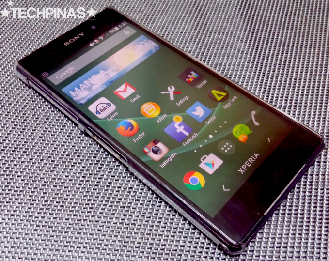 Android Lollipop Theme for Sony Xperia Smartphones