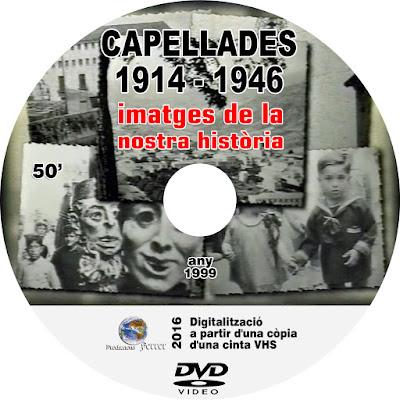 Capellades 1914-1946 - imatges de la nostra història