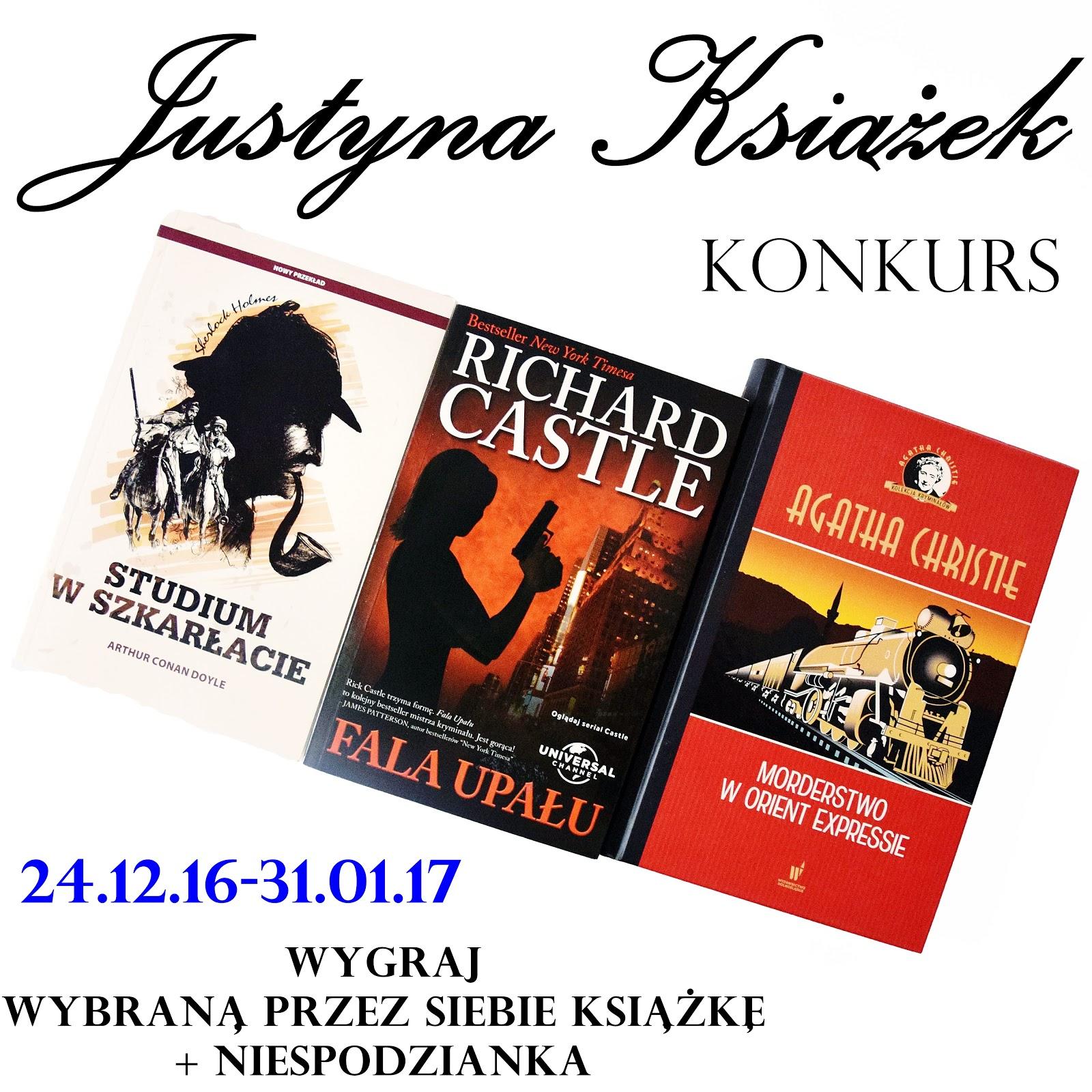 Polecamy konkurs książkowy: