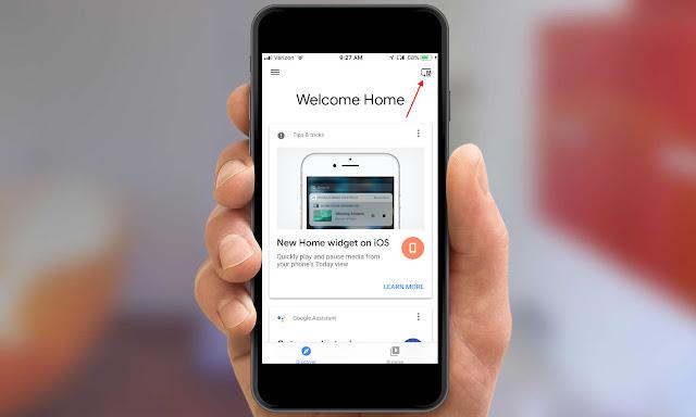 Cara Memasangkan Google Home ke Speaker Bluetooth