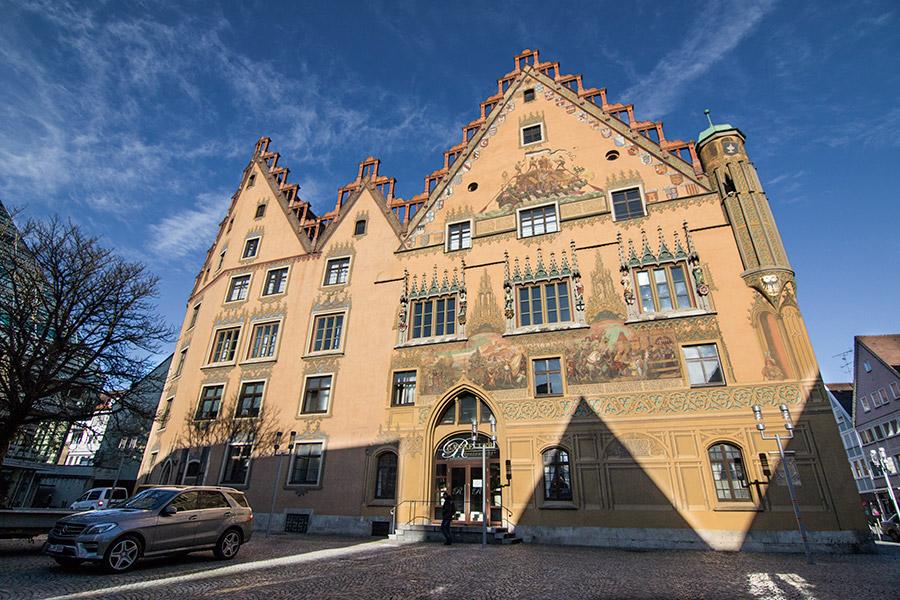 Ayuntamiento de Ulm, Rathaus