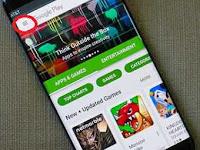 Cara Pembaruan Aplikasi Asus HP Android Dengan Gampang