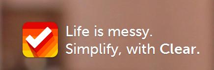 clear%2B1 - [App] Clear : Simplifiez votre vie !