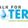 """Walk for Water"" on World Water Day 22nd March 2016."