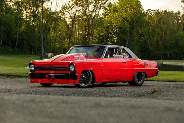 1966 Chevrolet Nova - #Chevrolet #Nova #classiccar #musclecar