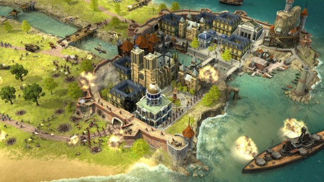 Download Rise of Nations Extended Edition PC Games
