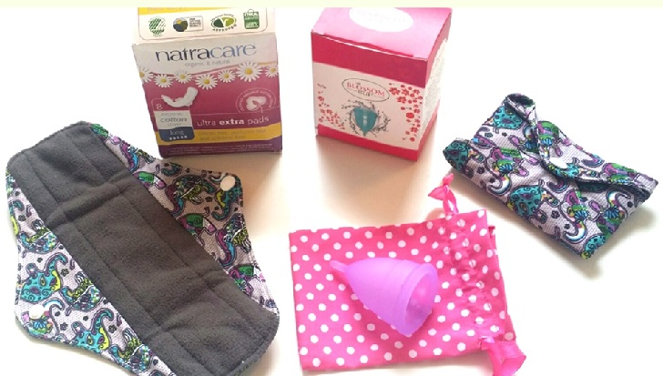 Natural Feminine Hygiene Alternatives + Menstrual Cup
