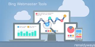 Cara Mendaftarkan Blog Pada Bing Webmaster Tools