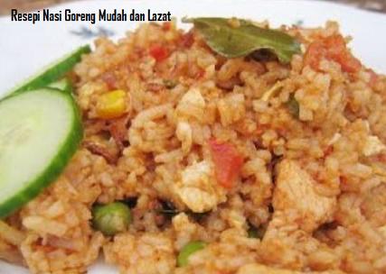 5 Resipi Nasi Goreng yang mudah dan lazat