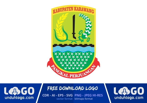 Logo Kabupaten Karawang