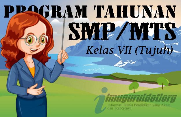 Prota Bahasa Indonesia Kelas 7