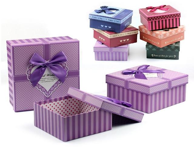 hediye kutuları