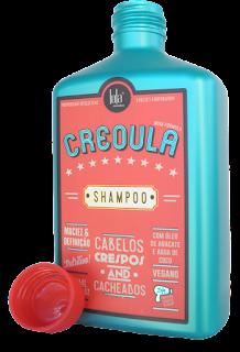Composição - Lista de ingredientes do Shampoo Creoula da Lola Cosmetics (fórmula nova)