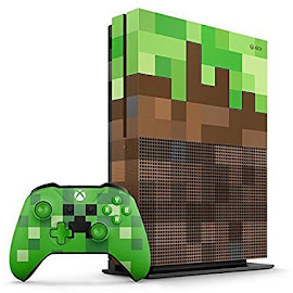 Minecraft Minecraft Xbox One S Bundle Media