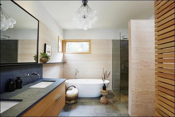 banheiro moderno decoração