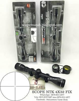 scope senapan kejluk