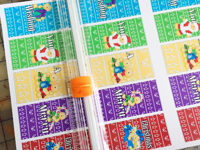 Print out Gingerbread Printable Candy Bar Wrappers for your Party Favor Treat
