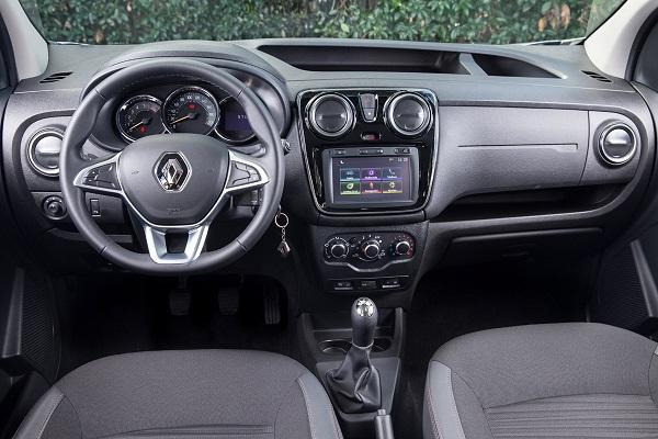 Interior Renault Kangoo Stepway