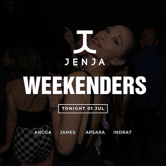 Jenja Club Night