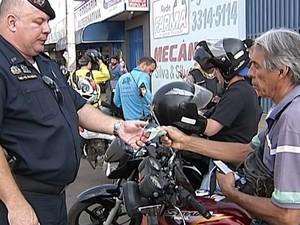 Guarda Municipal e Polícia Militar desencadeiam operação em Uberaba (MG)