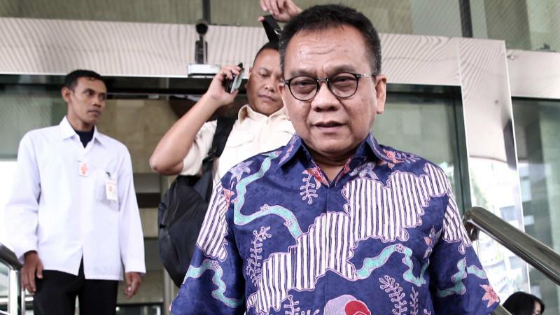 Ketua Balegda DPRD DKI Jakarta, Mohamad Taufik