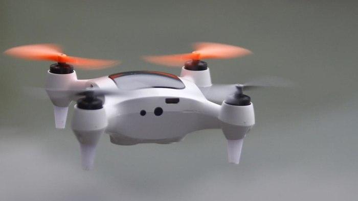 Canggih! Nano Drone ini Dilengkapi Kamera 15MP dan GPS