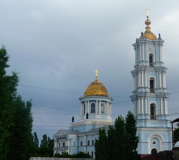 Сумы. Спасо-Преображенский собор. 1782 г. УПЦ МП