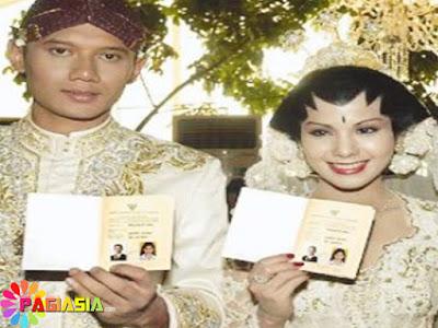 Agus Yudhoyono Pamer Foto Pernikahan dengan Annisa Ketika Sedang Membahas Keberagaman