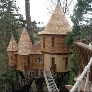 The-Most-Beautiful-Tree-House-Plans-Castle