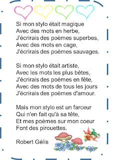 Image183 - DES POESIES POUR LA RENTREE ! Thèmes : l'école – les lettres – écrire