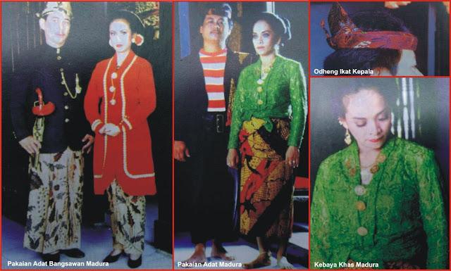 gambar pakaian adat Madura
