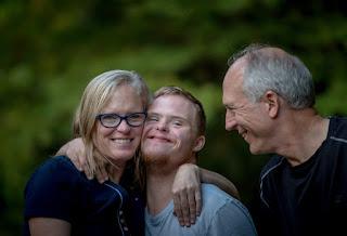 orangtua dengan anak berkebutuhan khusus