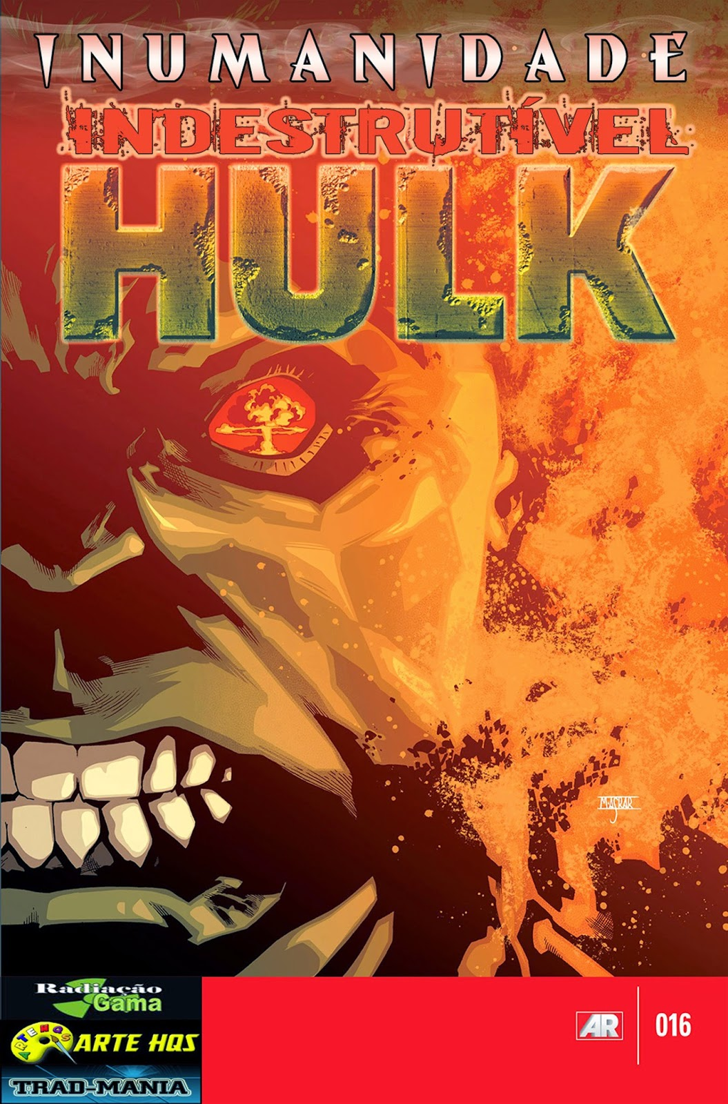 Nova Marvel! O Indestrutível Hulk #16
