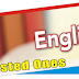 English Twisted Ones for IBPS/BOB Exams