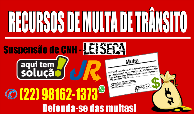 Defenda-se das Multas!!!!!