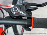 Sepeda Gunung Pacific Invert 6.0 Rangka Aloi 21 Speed Shimano EZ-Fire 26 Inci