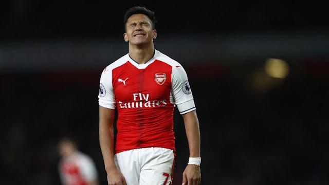 Kontrak Baru Sanchez Mandek Bukan karena Uang