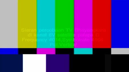 Frekuensi siaran TV Bhayangkara di satelit Palapa D Terbaru