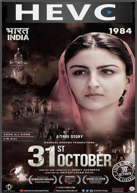 31st October 2016 Hindi  HEVC 150MB