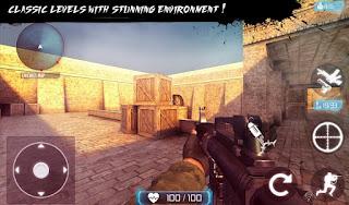 Counter Terrorist 2 Trigger MOD APK