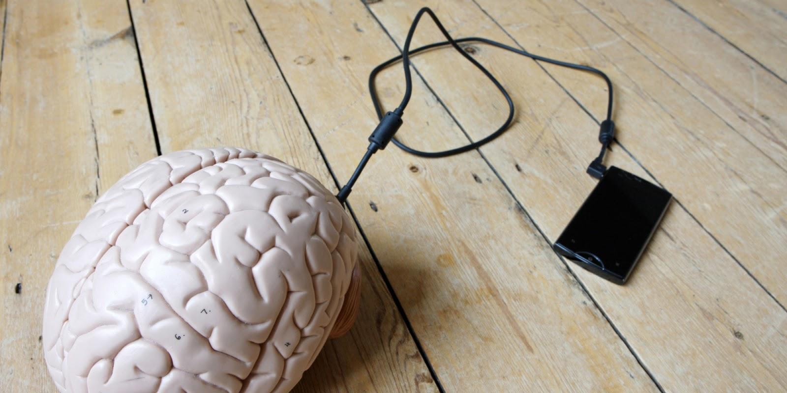 smartphone brain