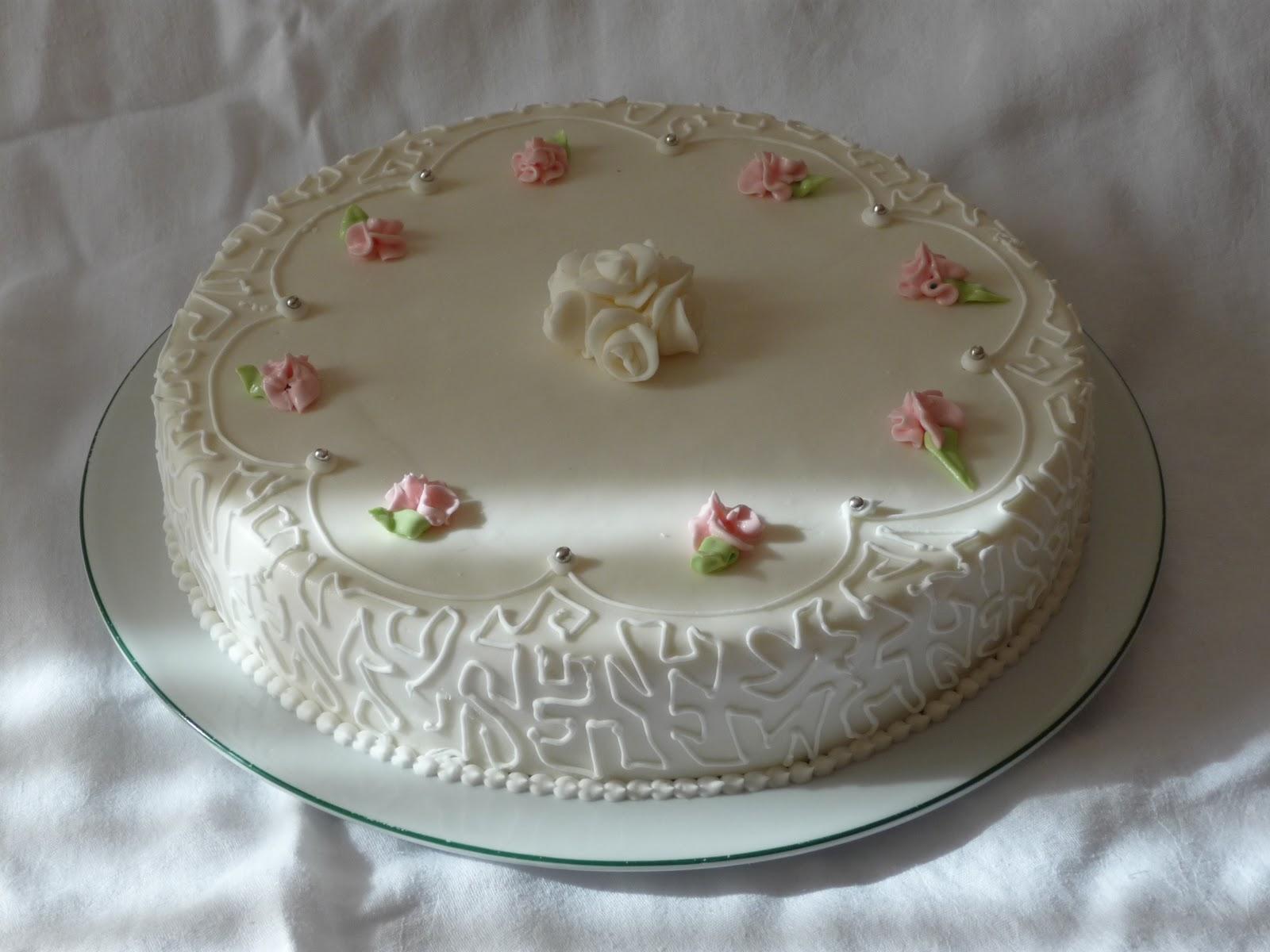 Super Le Torte di Ross: Torta per la S. Cresima di Francesca MX82