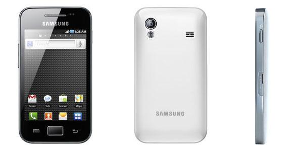 dz tech: مواصفات وسعر هاتف Samsung Galaxy Ace من نجمة الجزائر