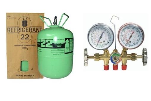 Bán bình gas lạnh điều hòa R22 Ấn Độ tại Hà Nội