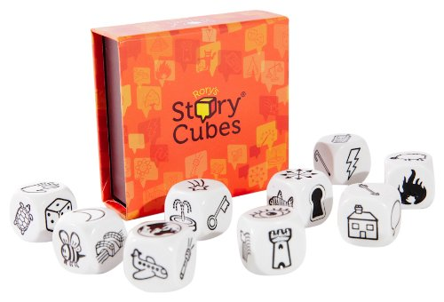 SCC ENGLISH: Rory's Story Cubes for English class