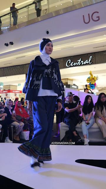 Neo In Style Fashion Show Runaway Neo Soho Mall Belinda Ameliyah