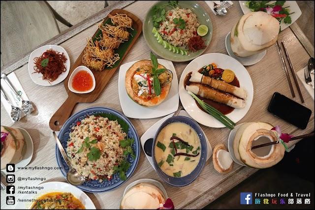 【曼谷时尚餐厅】Chingcha Charlee @ Siam Paragon