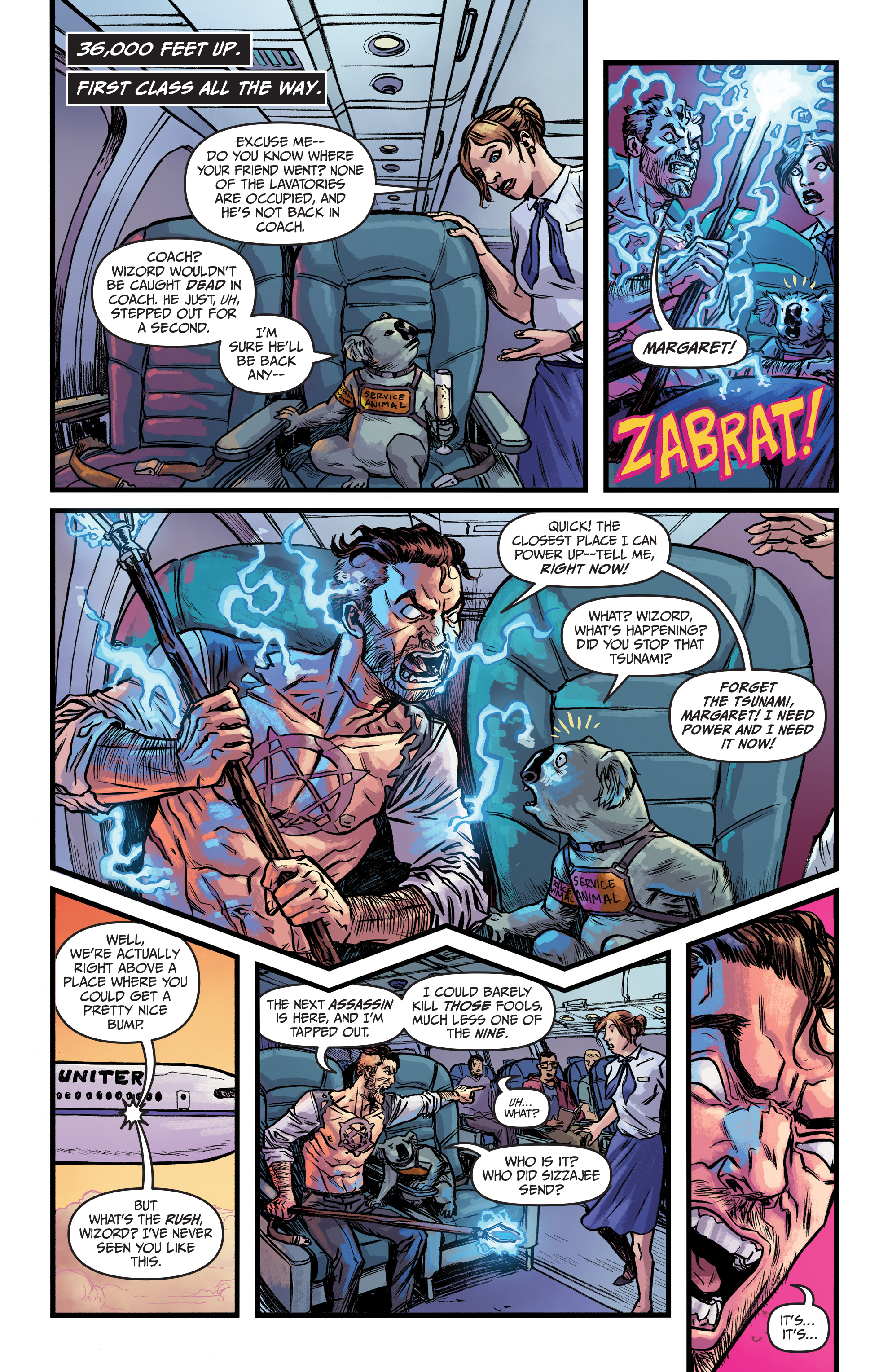 Read online Curse Words comic -  Issue #5 - 3
