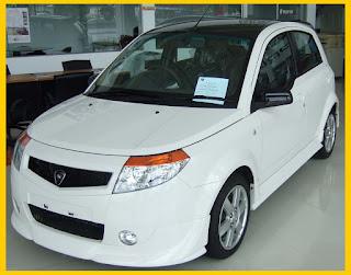 Harga Mobil Proton Savvy dan Spesifikasinya