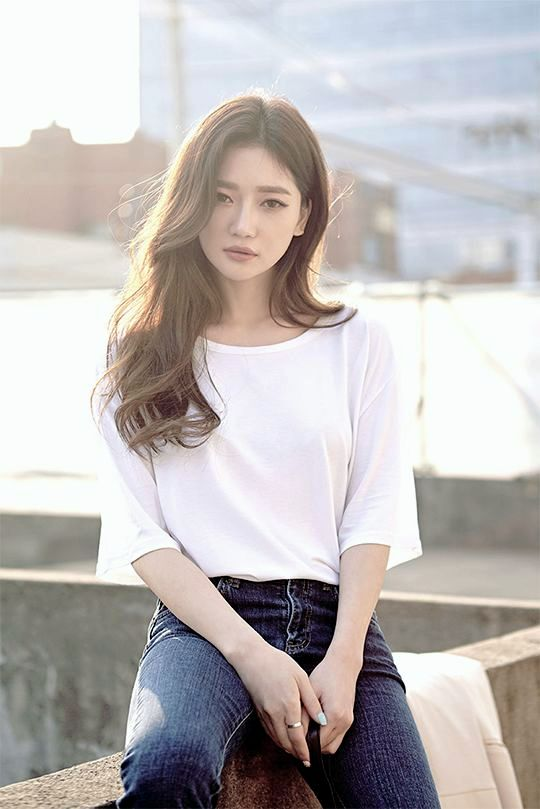 model baju korea kedua